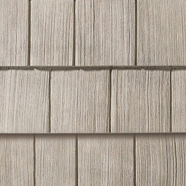 Сайдинг виниловый Nailite Rough-Sawn Cedar Antique Gray