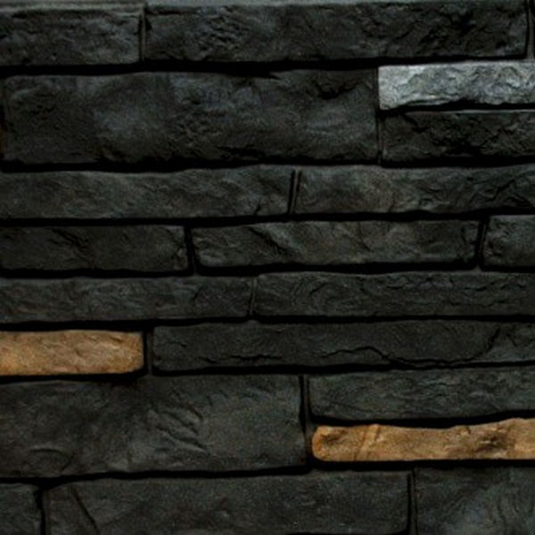 Сайдинг виниловый Nailite Stacked-Stone Premium Shadow Ridge
