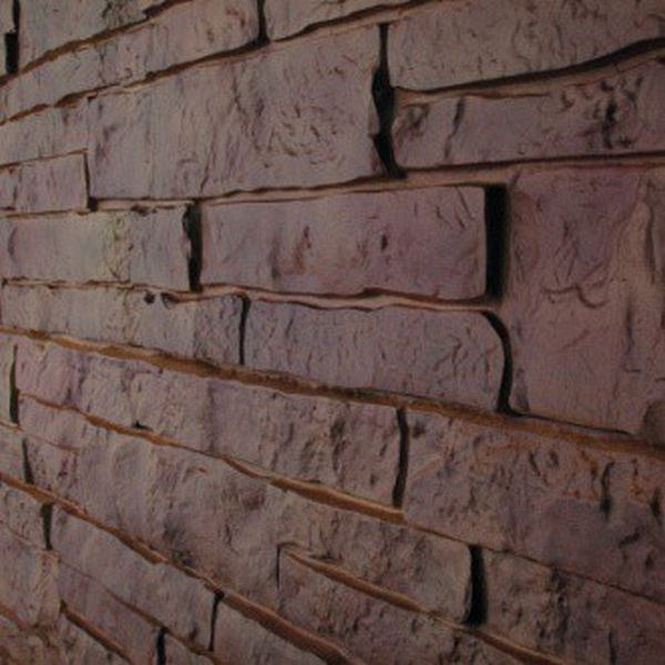 Сайдинг виниловый Nailite Stacked Stone Sierra Brown